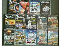 Top Gear dvd bundle