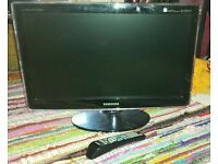 Samsung 22 inch HD LCD TV/Monitor