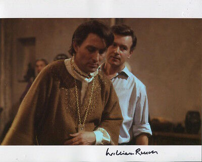 William Russell Photo Signed In Person -  Doctor Who - A985