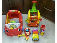 Selection / bundle of baby toddler toys
