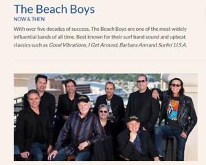 The Beach Boys at Fallsview Casino
