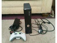 Xbox 360 250gb console + 15 games