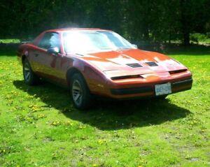 1986 Firebird