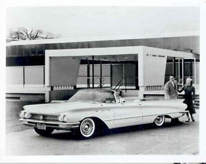 1960 Buick 4467 LeSabre Convertible Factory Photograph aa5525-KZLXRN