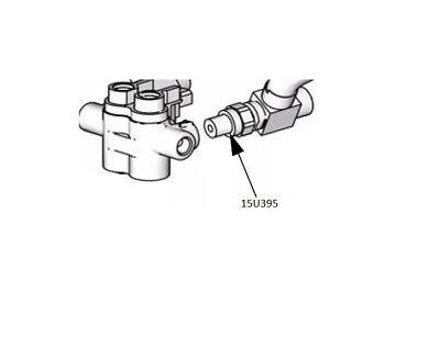 15u395 Adapter Male X Female Graco Fusion Cs Clearshot