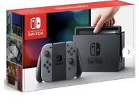 Nintendo Switch Console with Joy-Con, Grey. PRICE IS NEGOTIABLE