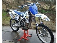 Yzf250/290 immaculate road legal thousands spent may swap ktm/husky