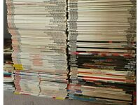 Various Car Magazines