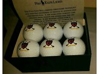 Gift pack of 6 Polo Ralph Lauren Golf Balls.