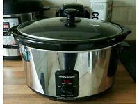 Morphy Richards 6.5L Slow Cooker