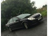Vauxhall Vectra Facelift