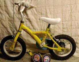 """Child's bike 12"""""""