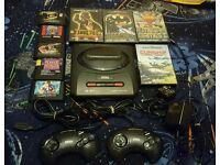 Sega Mega Drive bundle