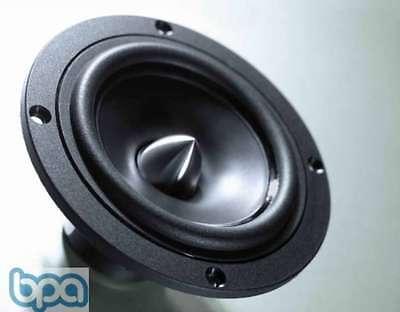 2x Omnes Audio BB 3.01 , 93 mm Breitbänder , 4 Ohm , auch für Car Hifi