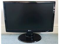 "LG 19"" Widescreen PC Monotor"