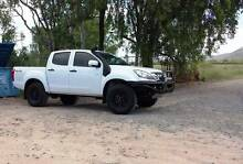 2013 Isuzu D-Max Ute Whitsundays Whitsundays Area Preview