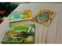 Dinosaurs Books set of 3