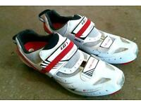 Louis Garneau full carbon road cycling shoes Brand New Trek Cannondale Giant bike