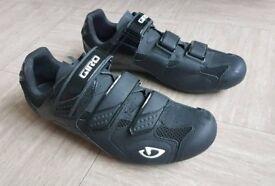 Giro treble 2 road shoes cycle shoes eu 46, UK 11.