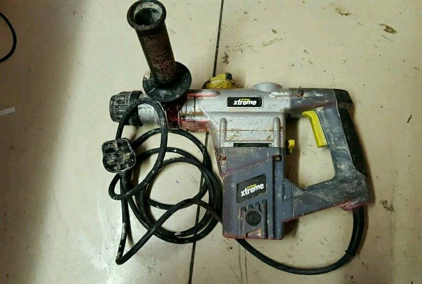 Challenge xtreme rotary hammer Drill