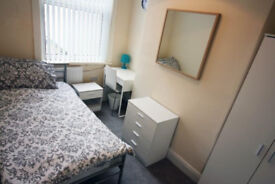 Middlesborough rooms in house, furnished, all bills and wifi incl