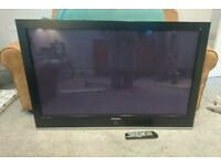 TV Samsung Flat Screen plasma 50 inch