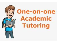 ONLINE TUTOR - Teacher available for online tutoring - Enhanced DBS checked