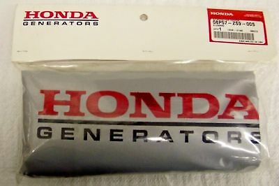 Honda Generator Cover Fits Honda Eu3000i Model