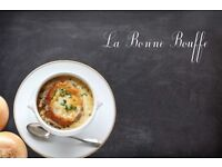 Kitchen porter for French restaurant in East Dulwich
