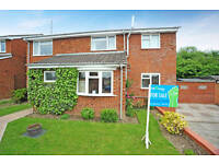 2 bed room semi-detached house for rent
