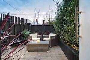 Outdoor wicker lounge setting Richmond Yarra Area Preview