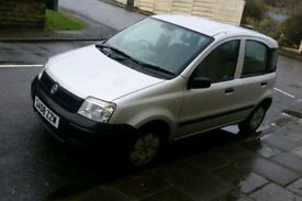 Fiat panda low mileage long mot