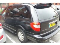 Chrysler Grand Voyager excellent condition low mileage