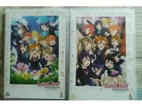 Love Live! School Idol Project Season 1 & 2 Anime DVD (CAN POST)