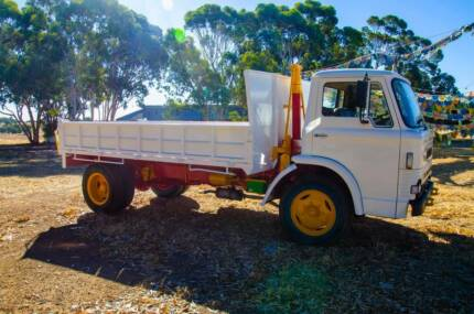 Ford D series tipper truck West Perth Perth City Preview