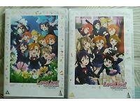 Love Live! School Idol Project Season 1 & 2 DVD