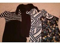 Size 10 maternity dresses