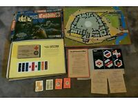 ESCAPE FROM COLDITZ VINTAGE BOARD GAME