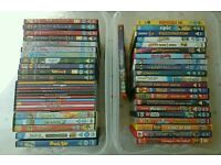 Children's DVDs (Disney, Dreamworks etc)