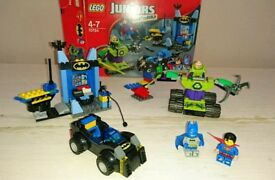 LEGO Juniors DC Batman and Superman vs Lex Luther