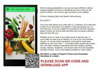 The Grocery APPS for ANDROID PHONE