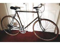 Raleigh Merlin 1978 Vintage racer - road bike