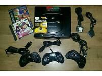 Region Free Sega Saturn