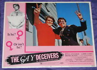 THE GAY DECEIVERS ORIGINAL GAY CLASSIC LC # 6