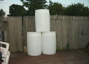 PLASTIC BARRELS Windsor Region Ontario image 1