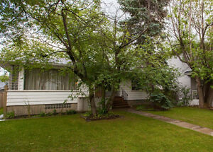 $425,000 2 + 2 bed w/legal suite in Inglewood. 50x150 lot