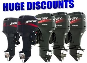 Outboard Motor Mercury 2-350hp No body beats our deals