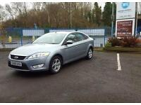 Ford Mondeo 1.8 TDCi Diesel 2010 Hatchback In Silver