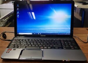 TOSHIBA  15'' - AMD 2.3GHZ - 8GB - 1 T  LAPTOP