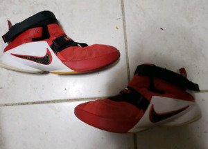Lebrons solider 9 shoes
